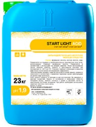 START LIGHT ACID 23 кг, Ph 1,9
